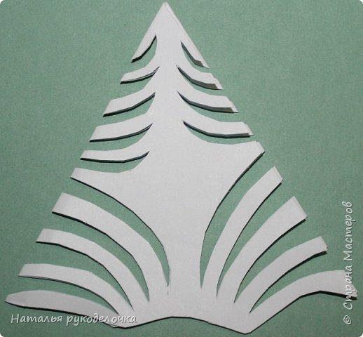 Добрый день, Страна Мастеров!  Зимой к Новому году делала вместе с детьми снежинки, которые потом украсили наш потолок.  Фотографии сделала со схемками, может быть кому-нибудь пригодится.  Снежинка №1 фото 12