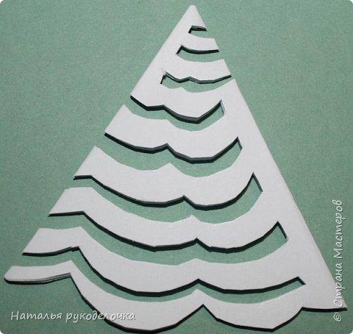 Добрый день, Страна Мастеров!  Зимой к Новому году делала вместе с детьми снежинки, которые потом украсили наш потолок.  Фотографии сделала со схемками, может быть кому-нибудь пригодится.  Снежинка №1 фото 8
