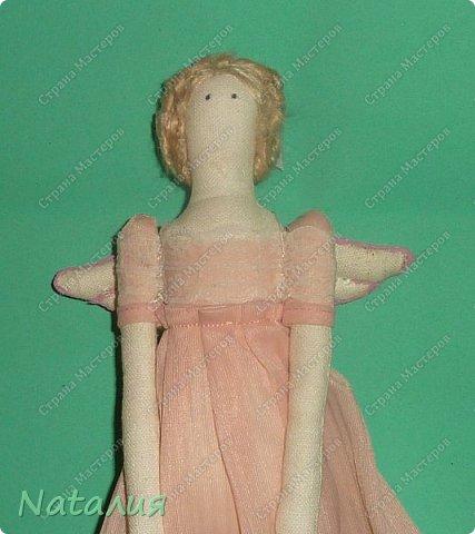 тильда ангел фото 3