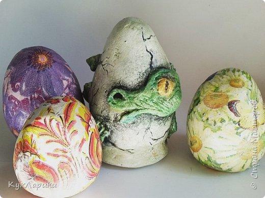 Всем Привет! Всех с праздником! А я нашла коробочку с яйцами которые делала давно.  фото 1