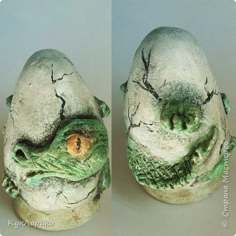 Всем Привет! Всех с праздником! А я нашла коробочку с яйцами которые делала давно.  фото 2