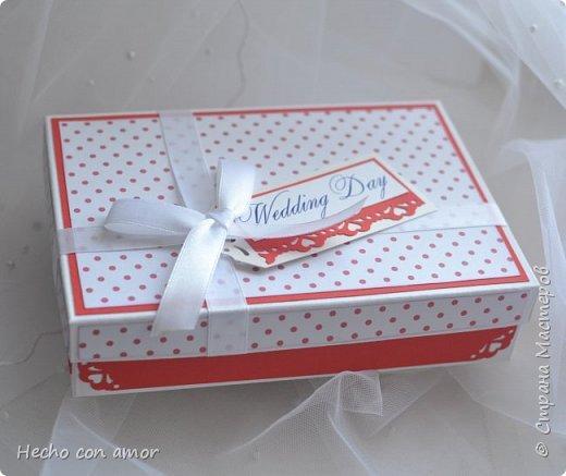 Сначала свадебные открытки Эта моя любимая:))) фото 10