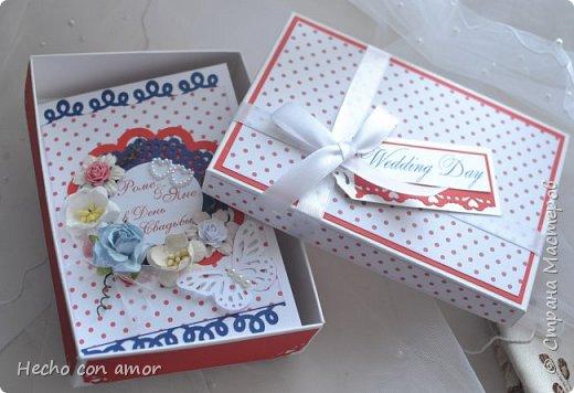 Сначала свадебные открытки Эта моя любимая:))) фото 11