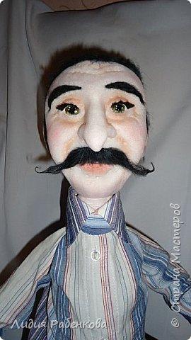 Шаржевая кукла мини-бар с портретным сходством  фото 5