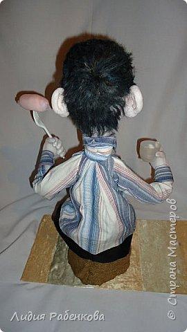 Шаржевая кукла мини-бар с портретным сходством  фото 4