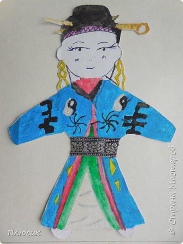 Китаец у Дианы с символами инь и янь. фото 1