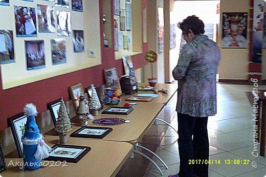 Всем большой привет!!! Сегодня состоялась вторая наша с сыном персональная выставка!!!Параллельно с нашей, была художественная выставка семьи Кулеевых. фото 17