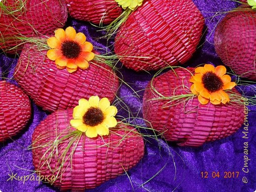 Пасхальные яйца для подарков. фото 4