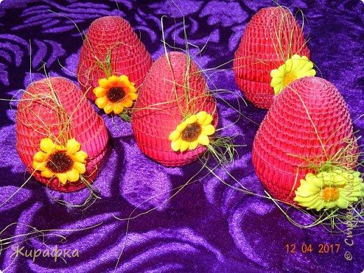 Пасхальные яйца для подарков. фото 5