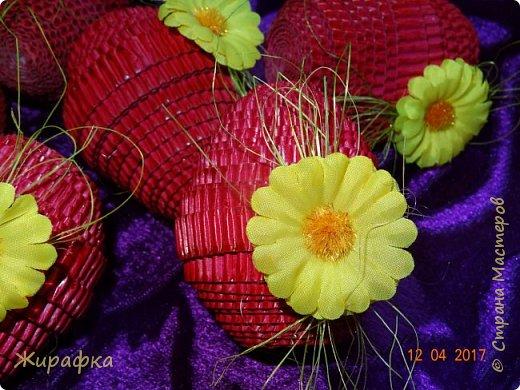 Пасхальные яйца для подарков. фото 6