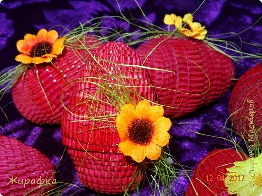 Пасхальные яйца для подарков. фото 7