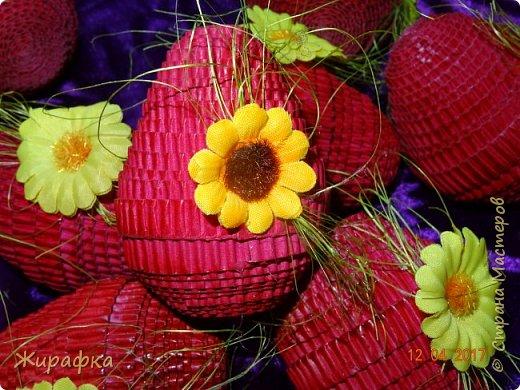 Пасхальные яйца для подарков. фото 8