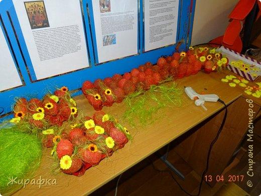 Вот для таких яиц я и делала основы по предложенному способу. И сделала я их много. фото 17