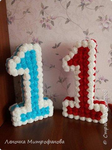 """День рождение  """"1"""" годик для девочки и мальчика"""