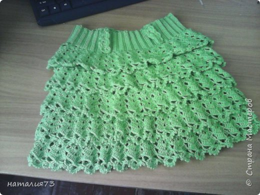 юбка для внучи фото 2
