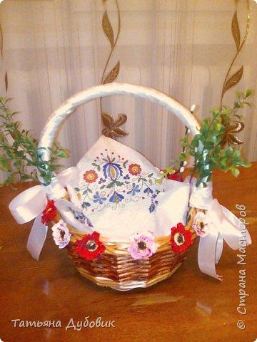 Пасхальные корзинки фото 2