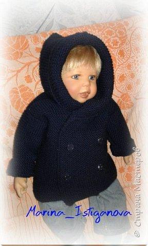 Курточка для малыша фото 1