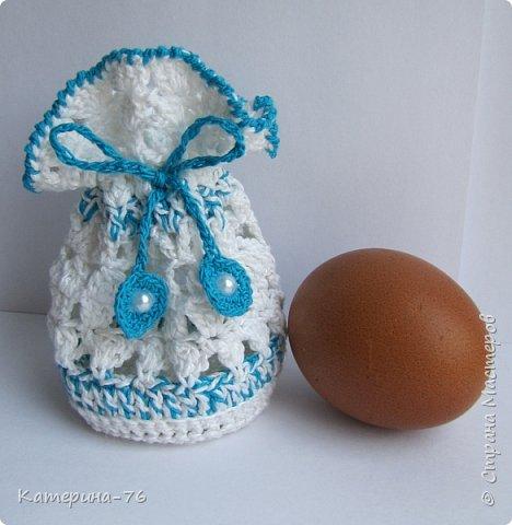 Доброго дня всем Мастерам! Скоро Светлая Пасха! Будем ходить в гости к друзьям и родственникам, будем христосоваться и дарить крашенные яички. Хочу предложить Вам оригинальную упаковку для пасхального яйца.  фото 4