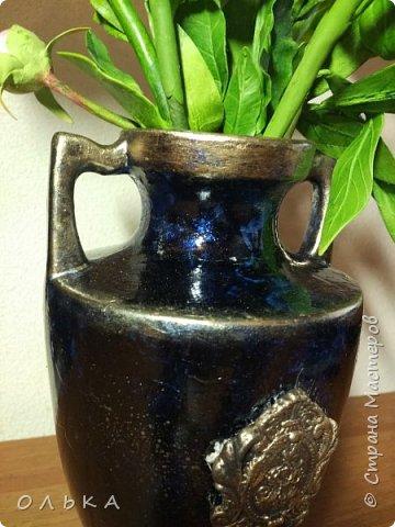 2 в одном)) и цветы , и ваза фото 10