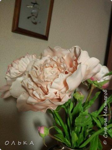 2 в одном)) и цветы , и ваза фото 14