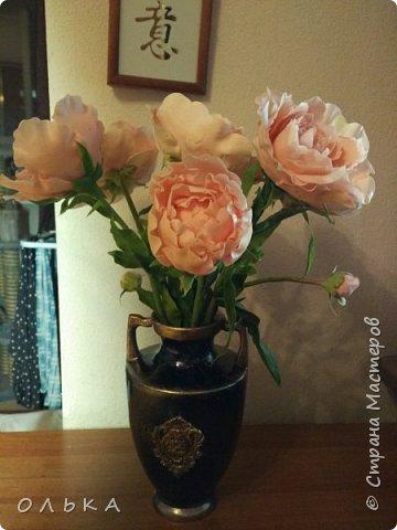 2 в одном)) и цветы , и ваза фото 13