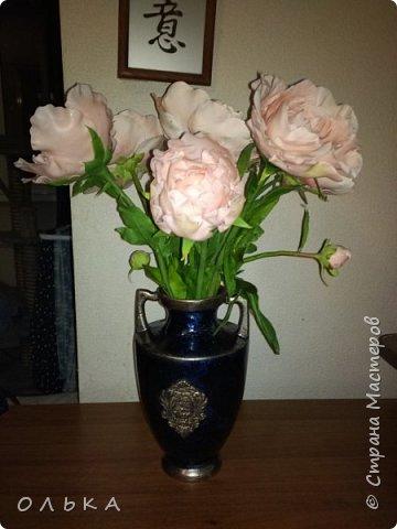 2 в одном)) и цветы , и ваза фото 1