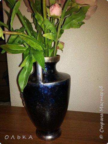 2 в одном)) и цветы , и ваза фото 7
