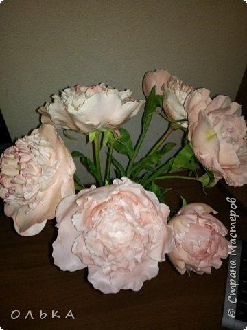 2 в одном)) и цветы , и ваза фото 5