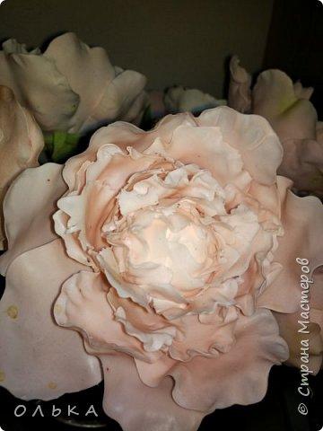 2 в одном)) и цветы , и ваза фото 3