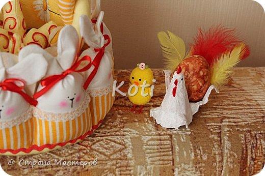 Всех с наступающим праздником Пасхи! Хочу поделиться поделками, которые сделала к этому дню. фото 14