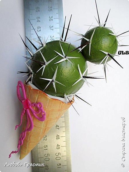 Мороженки-магниты из фома фото 13