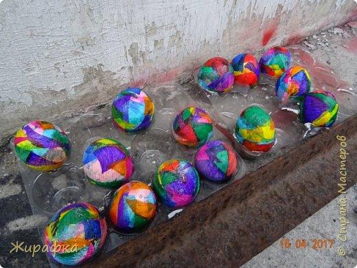 Вот такие яйца я предлагаю вашему вниманию. фото 13