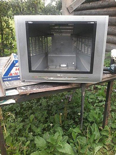 Был на даче старый телевизор, давно ничего не показывал, а теперь в нем всегда прграмма про букеты фото 2