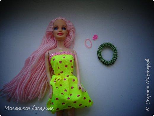 """Всем привет,сегодня я делаю серию МК """"Принцесса""""№1 Причёска,вот такая должна получится)) фото 2"""