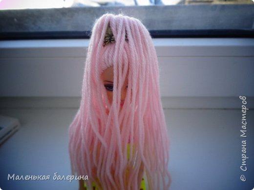 """Всем привет,сегодня я делаю серию МК """"Принцесса""""№1 Причёска,вот такая должна получится)) фото 4"""