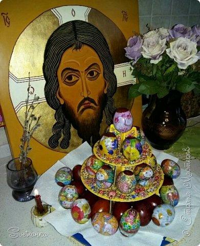 Пасхальные натюрморты в подарок к Великому празднику моим родным))) фото 6