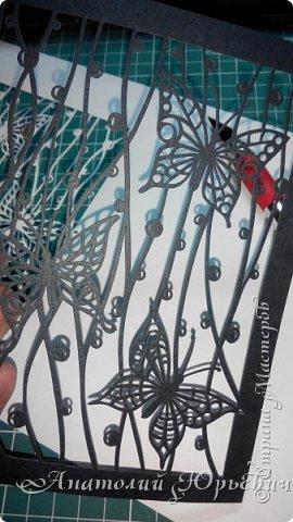 """Всем добрый день! Вашему вниманию новая открытка. Идея для эскиза взята у Виктора Яковлевича """"СМ""""  (панно), и изменено под открытку. Размер 12х16см. фото 2"""
