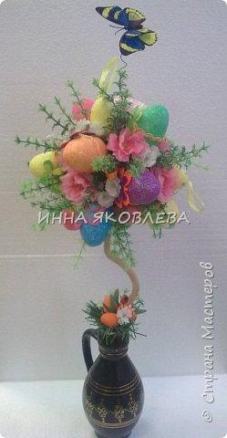 Пасхальное дерево. фото 1