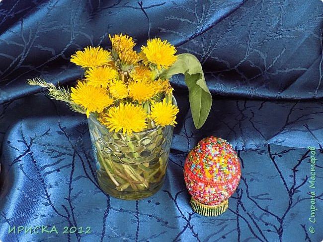 Христос Воскресе!!! Со Светлым праздником Пасхи!!!  Есть писанки - росписные пасхальные яица, есть крашенки - покрашенные разными красителями и в разных интересных техниках. А мои сувенирные яица украшены в технике пейп-арт, здесь Танюша Сорокина показывала как это красиво сделать   http://stranamasterov.ru/node/1088999 фото 19