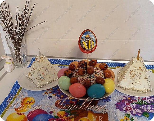 Пасха,яйца и куличи. фото 7