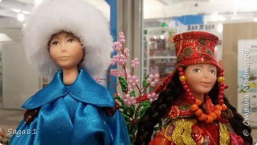 Всех с праздником Светлой Пасхи!!!!  Может быть и в честь нее решила поделиться своими очередными куклами. Долго они у меня рождались, но в принципе я довольна. фото 6