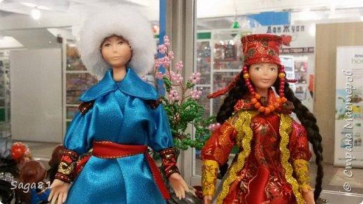 Всех с праздником Светлой Пасхи!!!!  Может быть и в честь нее решила поделиться своими очередными куклами. Долго они у меня рождались, но в принципе я довольна. фото 7