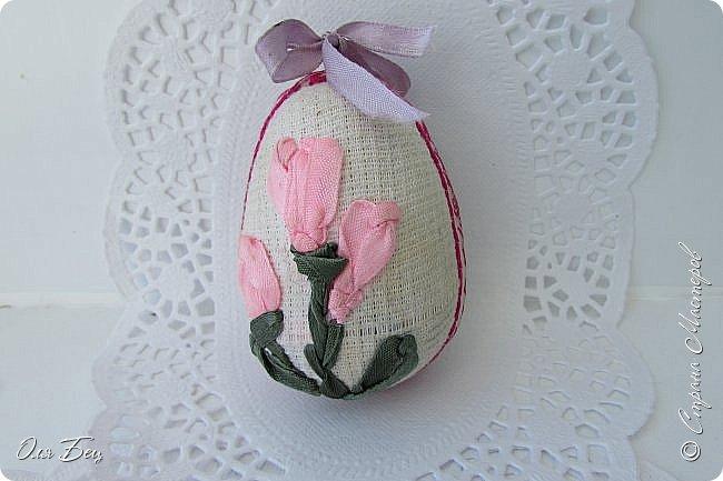 С Праздником Светлой Пасхи всех жителей Страны Мастеров! Вот такие композиции из лотков для яиц мы смастерили с учениками в классе:) фото 12