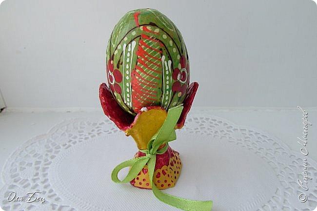 С Праздником Светлой Пасхи всех жителей Страны Мастеров! Вот такие композиции из лотков для яиц мы смастерили с учениками в классе:) фото 13