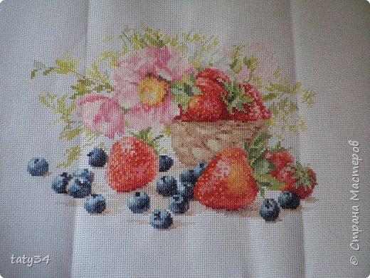 Вышивка для кухни) фото 1