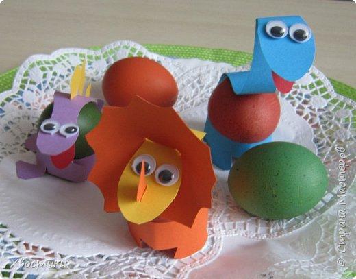 Вот такие яйца юркского периода сегодня на нашем столе :)  фото 1
