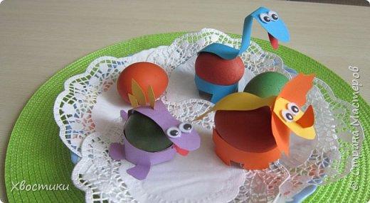 Вот такие яйца юркского периода сегодня на нашем столе :)  фото 7