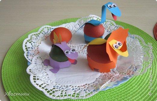 Вот такие яйца юркского периода сегодня на нашем столе :)  фото 2
