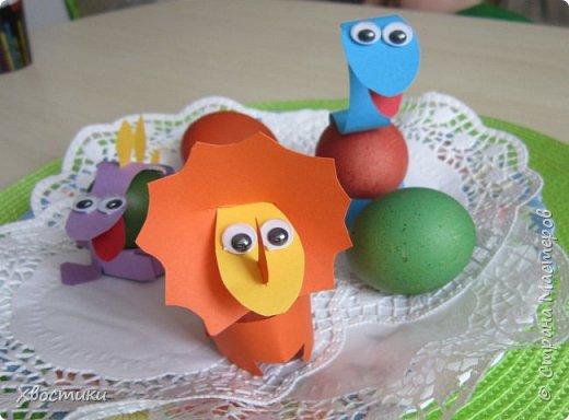 Вот такие яйца юркского периода сегодня на нашем столе :)  фото 3
