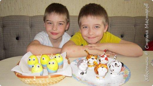 Вот такие яйца юркского периода сегодня на нашем столе :)  фото 6